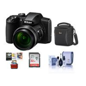Nikon COOLPIX B600 16MP Point & Shoot Camera, 60x