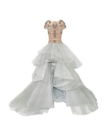 MARCHESA - Short dress