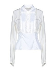 DOLCE & GABBANA - Solid color shirts & blouses