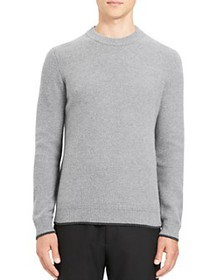 Theory - Winlo Crimden Wool-Blend Sweater