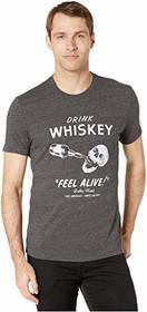 Lucky Brand Drink Whiskey Tee