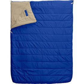 The North Face Eco Trail Bed Double Sleeping Bag: