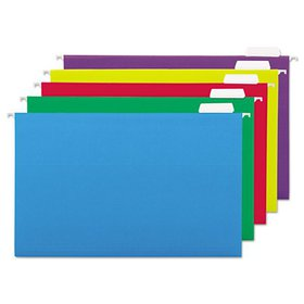 Universal Deluxe Bright Color Hanging File Folders