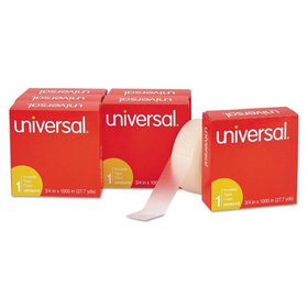 "Universal Invisible Tape, 1"" Core, 0.75"" x 83.33 f"