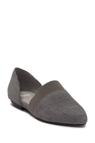 Eileen Fisher Flute Pointed Toe Flat