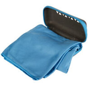 Rock Creek Blue Microfiber Camp Towel, Large $16.9