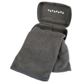 Rock Creek Gray Microfiber Pro Camp Towel, Medium