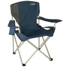 Venture Forward Folding Chair With Adjustable Lumb