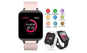 Smart Watch Fitness Activity Tracker Heart Rate Ox