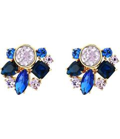 Kate Spade New York Reflecting Pool Cluster Studs