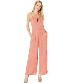 Roxy Feel the Retro Spirit Jumpsuit