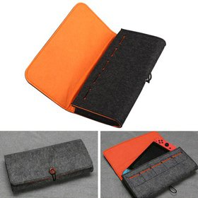 TSV Durable Protective Slim Travel Carrying Case S