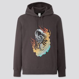 Star Wars Forever Long-Sleeve Hooded Sweatshirt, D