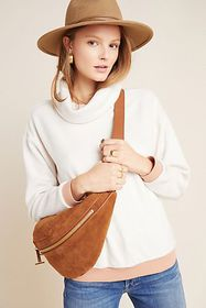 Anthropologie Cowl Neck Pullover