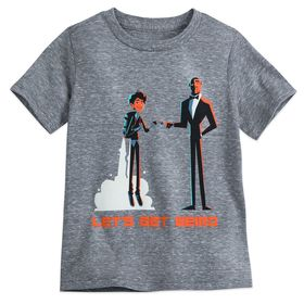 Disney Lance and Walter T-Shirt for Boys – Spies i