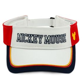 Disney Mickey Mouse Collegiate Visor for Adults
