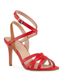 Charles by Charles David Hippy Strappy Leather San
