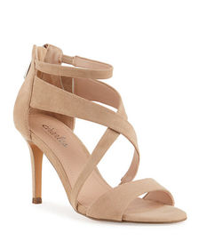 Charles by Charles David Harrison Evening Suede Sa