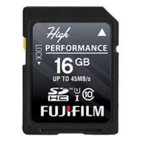 Fujifilm 16GB High Performance UHS-1 Class 10 SDHC