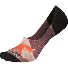 Smartwool Curated Fox Graphic No Show Sock - Women