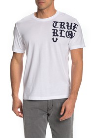 True Religion Old English Logo T-Shirt