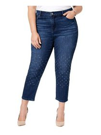 Women's Jeans 24x26 Embellished Stretch 24
