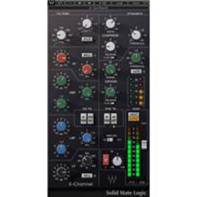 Waves SSL E-Channel Strip Plug-In, Native/SoundGri