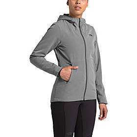 The North Face Womens Shelbe Raschel Hoodie- Sale