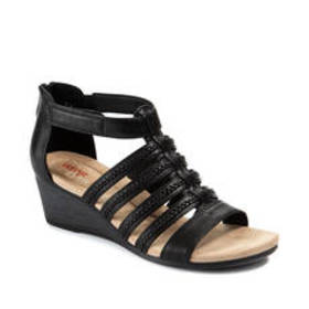 Womens Wear.Ever. By BareTraps® Crush Wedge Sandal