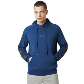 Oakley Lit Graphic Hoodie - Dark Blue