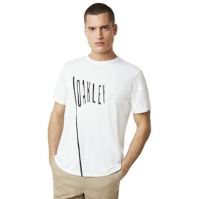 Oakley Flag Up Tee - White