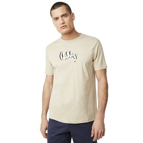 Oakley Shadow Logo Tee - Oxford Tan