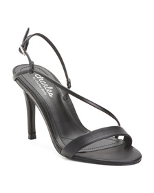 CHARLES BY CHARLES DAVID Barely There Sandals