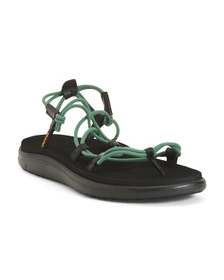 TEVA Strappy Bungee Cord Sandals