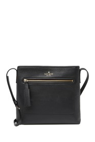 kate spade new york small penny leather crossbody