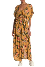 Rip Curl Sunchasers Floral Maxi Dress