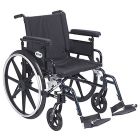 Drive Medical Viper Plus GT Wheelchair w Flip Back