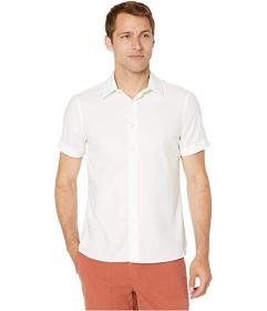 Perry Ellis Dobby Stripe Shirt