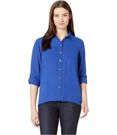 MICHAEL Michael Kors Drop Shoulder Pocket Shirt