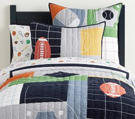 Pottery Barn Field Day Quilt