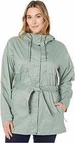 Columbia Plus Size Pardon My Trench™ Rain Jacket
