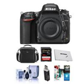 Nikon D750 DSLR Body and Accessory Kit