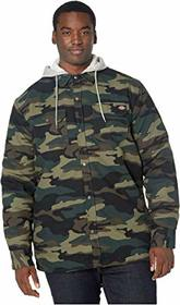 Dickies Big & Tall Relaxed Fit Icon Hooded Duck Qu