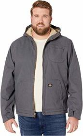 Dickies Big & Tall Sanded Duck Sherpa Lined Hooded