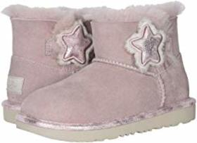 UGG Kids Mini Bailey Button II Star (Little Kid/Bi