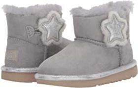 UGG Kids Mini Bailey Button II Star (Toddler/Littl