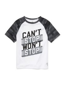 The Children's Place Short Sleeve Raglan 'Can't St