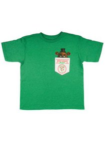 Five Nights at Freddy's Heather Green Faux Pocket