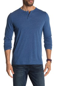 Theory Gaskell Long Sleeve Henley