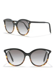 Victoria Beckham 54mm Cat Eye Sunglasses